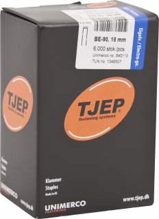 TJEP BE-90 18 mm, s lepidlom